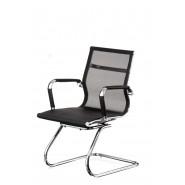 Конференционное  дышащее кресло Solano mеsh confеrеncе black