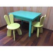 Детский игровой стол с нишей