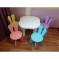 Столы и стулья игровые