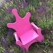 Детский игровой стульчик Трон