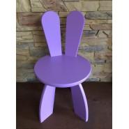 Детский игровой стульчик Зайка