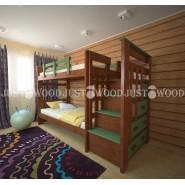 Двухъярусная кровать Авоська