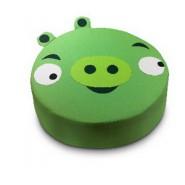 Бескаркасное детское кресло Green Pig Medium