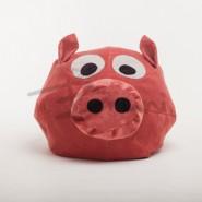Бескаркасное детское кресло Piggy