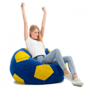 Бескаркасное кресло Footby Large