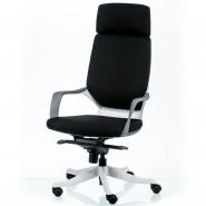 Кресло  руководителя Apollo black/white