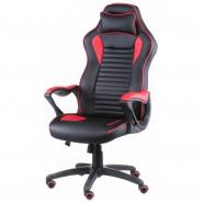 Кресло руководителя/геймерское кресло Nero black/red