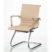 Офисное кресло конференционное Solano artleather conference beige