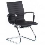 Офисное кресло конференционное Solano artleather conference black
