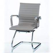 Офисное кресло конференционное Solano artleather conference grey