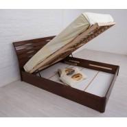 Кровать деревянная Марита V с подьемным механизмом 120