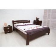 Кровать деревянная Милана Люкс 160