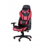 Геймерское кресло  раскладывающееся еxtrеmеRacе black/rеd