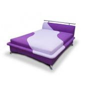 Большая мягкая кровать Астра-Волна