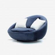Мягкое круглое кресло Баунти