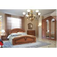 Спальня Альба светлый орех