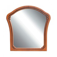 Зеркало Альба светлый орех