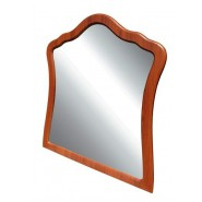 Зеркало Лючия светлый орех
