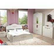 Спальня Лючия белый