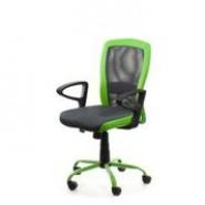 Офисное  кресло регулируемое с дышащей спинкой LENO, Grey-Green