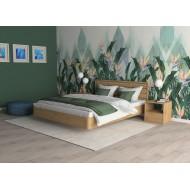 Кровать Лауро массив дуба