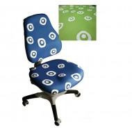 Кресло ортопедическое Ростишка KY-618 Circle Blue Green