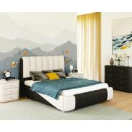 Кровать мягкая Амбер
