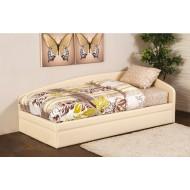 Кровать мягкая с подьемным механизмом Джуниор