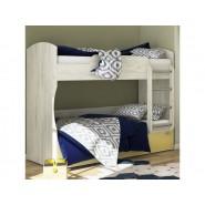 Детская двухярусная кровать Домино
