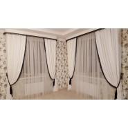 Комплект текстиля по индивидуальному пошиву №1