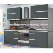Кухня модульная Альбина комплект 1