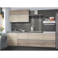 Кухня модульная Альбина комплект 6